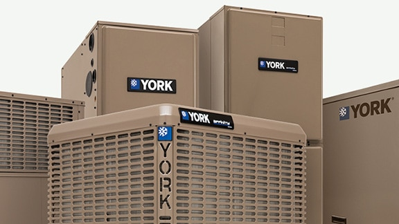 All modules York Air Conditioner